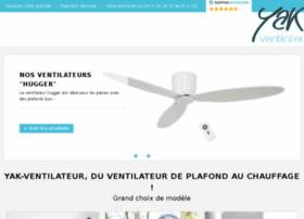 yak-ventilateur.com