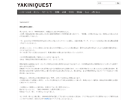 yakiniquest.com