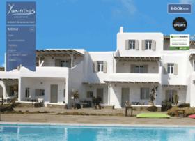 yakinthos-residence.com