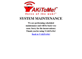 yakitome.com