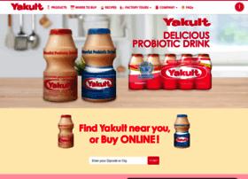yakultusa.com