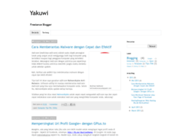 yakuwi.blogspot.com
