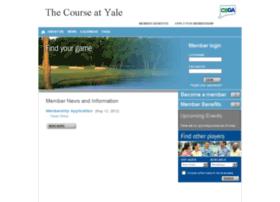 yale.ghinclub.com