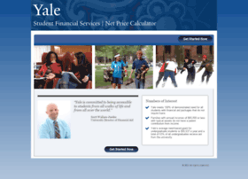 yale.studentaidcalculator.com