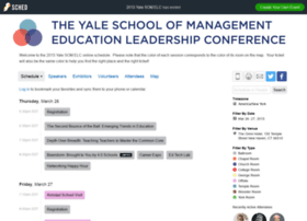 yaleelc2015a.sched.org