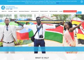 yalieastafrica.org