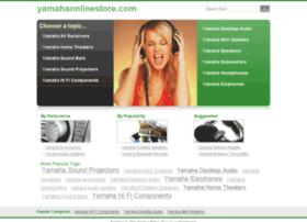 yamahaonlinestore.com