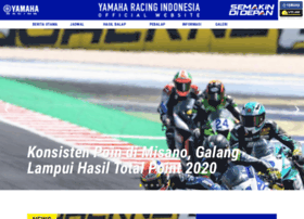 yamaharacingindonesia.co.id