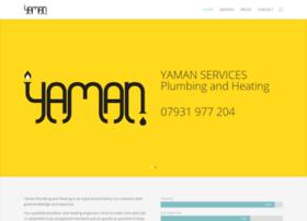 yamanservices.co.uk