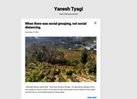 yaneshtyagi.blogspot.com