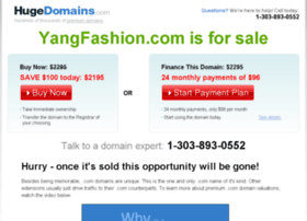 yangfashion.com