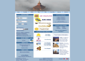 yangon-airways.com