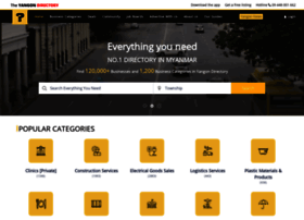 yangondirectory.com