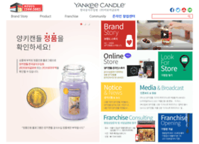 yankeecandle.co.kr