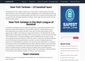 yankees101.com