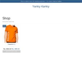 yankykanky.com