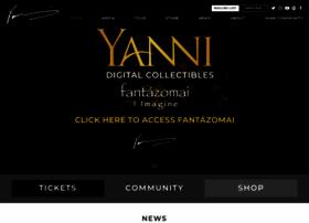 yanni.com