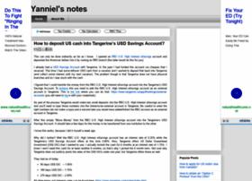 yanniel.info