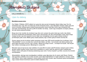 Yantisukma.blogspot.com