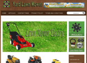 yardlawnmower.com