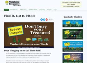 yardsaletreasures.com