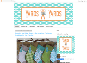 yardsandyards.blogspot.com