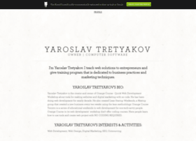 yaroslavtretyakov.brandyourself.com