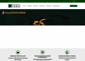 yarsi.ac.id