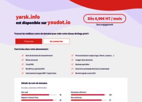 yarsk.info
