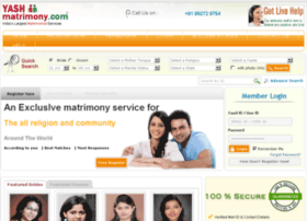 yashmatrimony.com