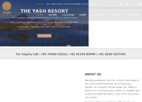 yashresort.co.in