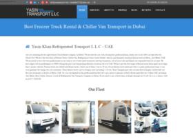 yasintransport.com