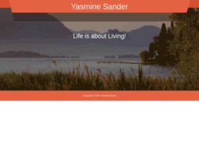 yasminesander.com