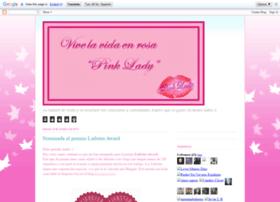 yaspinklady.blogspot.com.es
