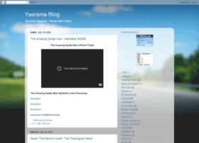 yasrama.blogspot.com