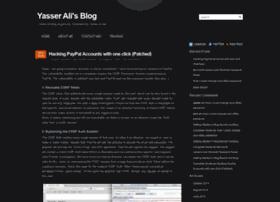 yasserali.com