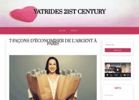 yatrides-21st-century.fr