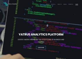 yatrusanalytics.com
