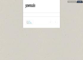 yawnsale.tumblr.com
