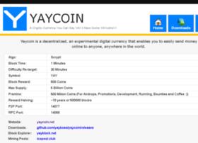 yaycoin.net