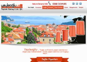 yaylaoglu.com.tr