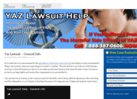 yaz-lawsuit-help.com