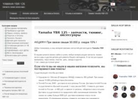 ybr125parts.ru