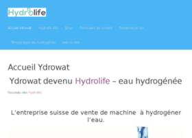 ydrowat.com