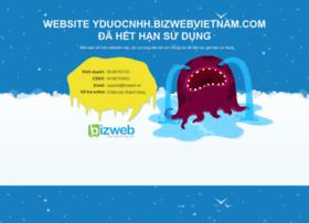 yduocnhh.bizwebvietnam.com