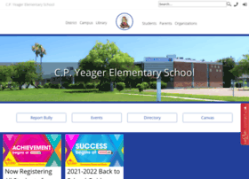 yeager.ccisd.us