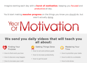 yearofmotivation.com
