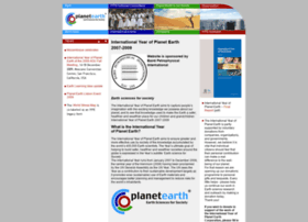 yearofplanetearth.org