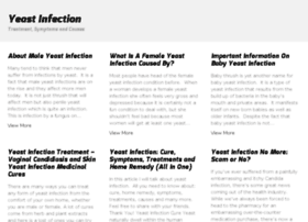 yeastinfectionweb.com