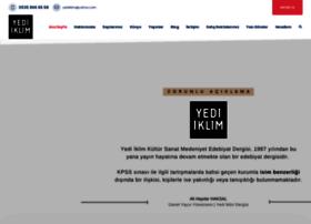 yediiklimdergisi.com